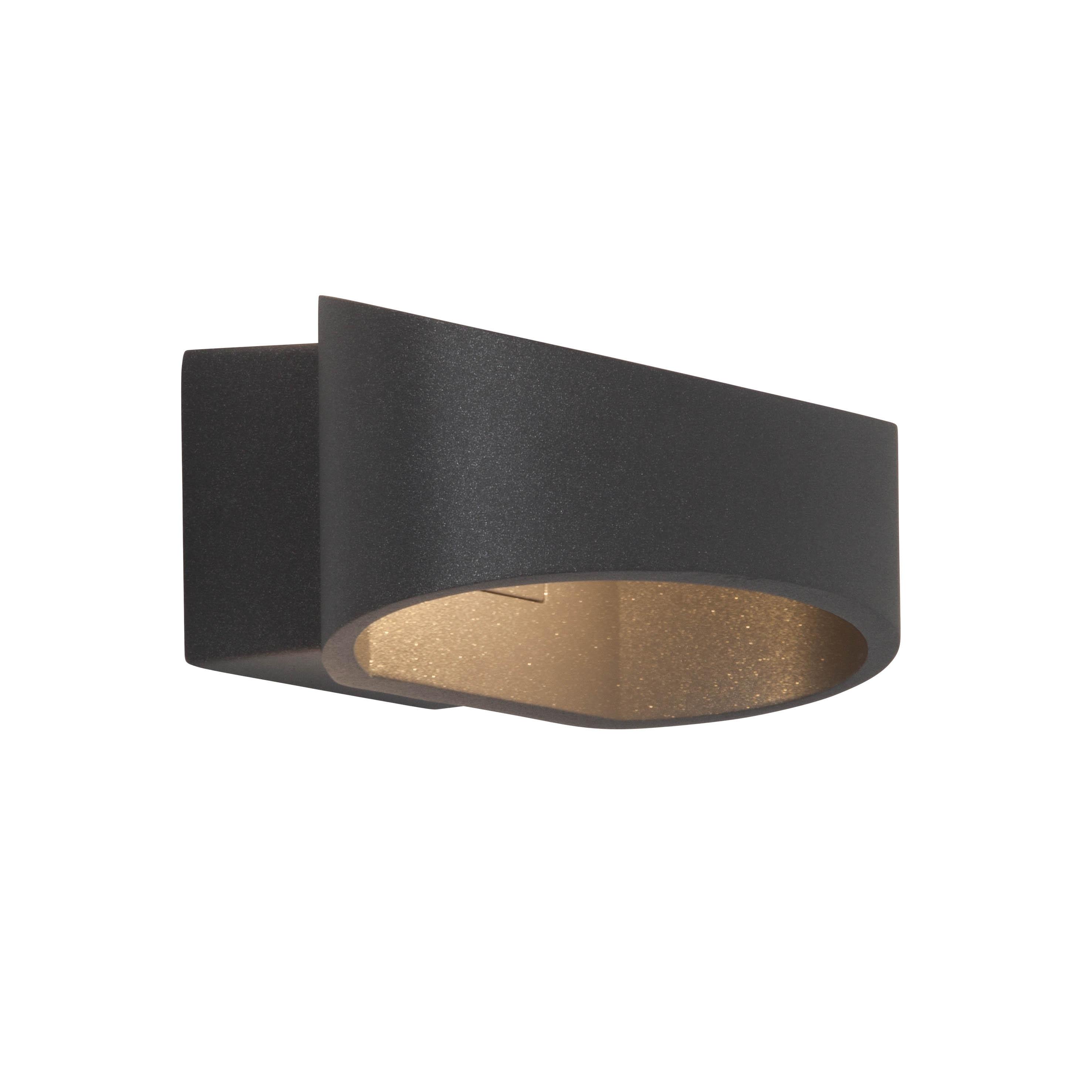 AEG Sunrise LED Außenwandleuchte anthrazit