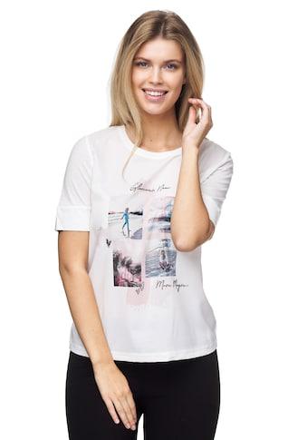 Decay T-Shirt, mit glitzerndem Pailletten-Schriftzug kaufen