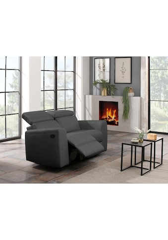 Home affaire 2-Sitzer »Sentrano«, wählbar zwischen manueller oder elektrischer... kaufen