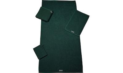 ROSS Gästehandtuch »Selection«, (6 St.), mit Velourslabel kaufen