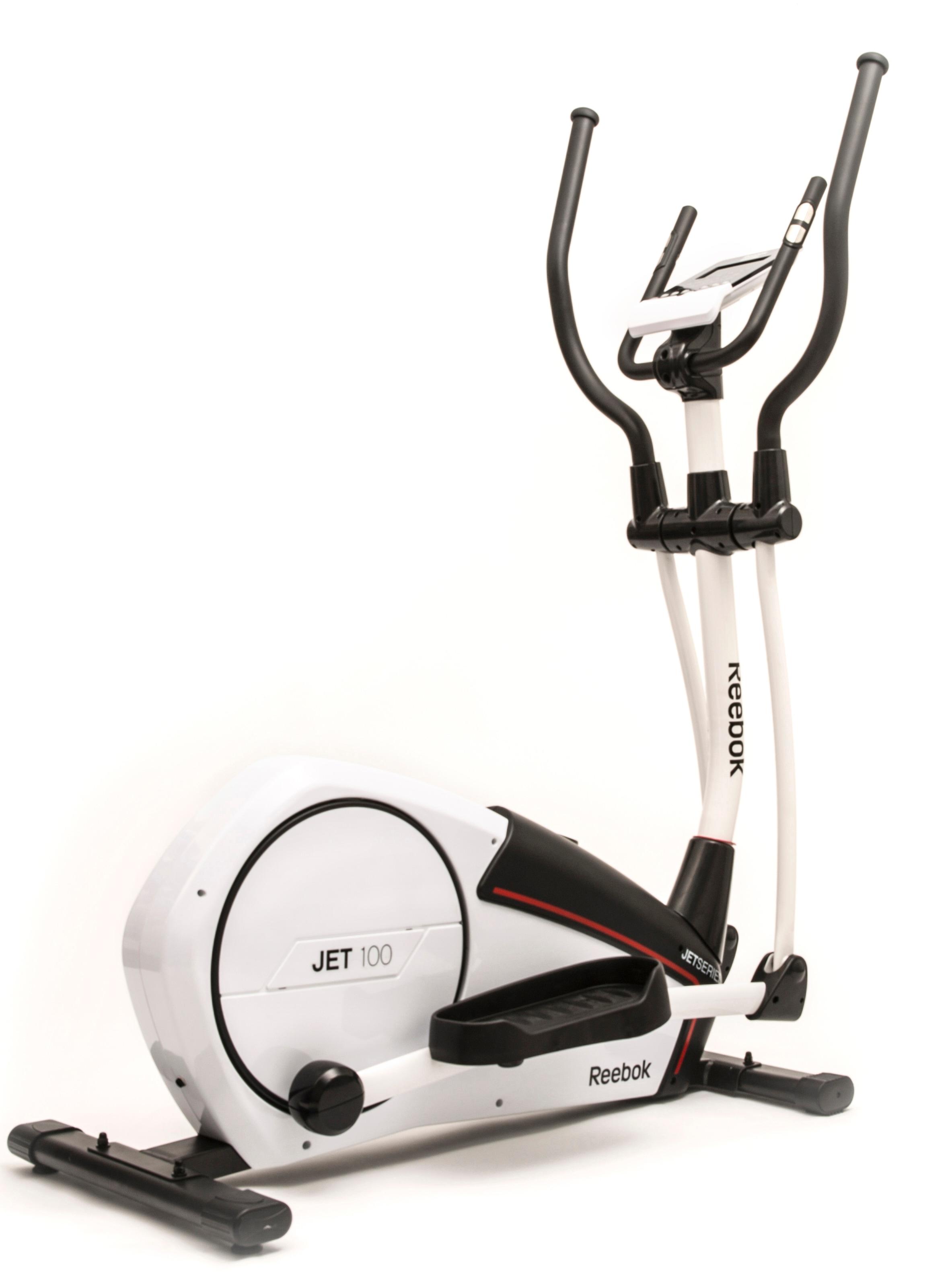 Reebok Crosstrainer-Ergometer Jet 100 Series Crosstrainer weiß Fitness Ausrüstung Sportarten