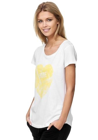 Decay T-Shirt, mit Herz-Aufdruck kaufen
