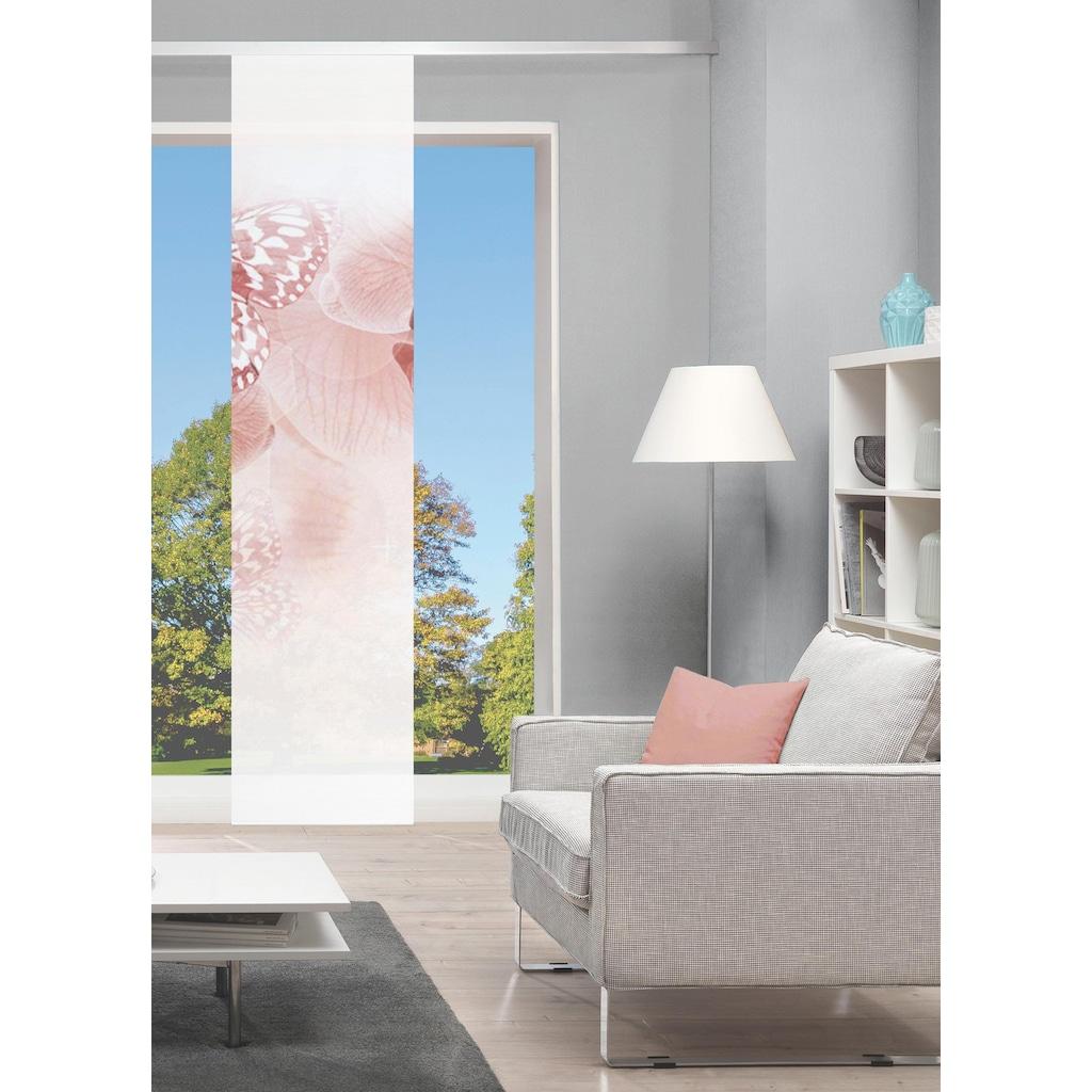 Vision S Schiebegardine »ARANGO mitte«, HxB: 260x60, Schiebevorhang Bambus-Optik Digitaldruck