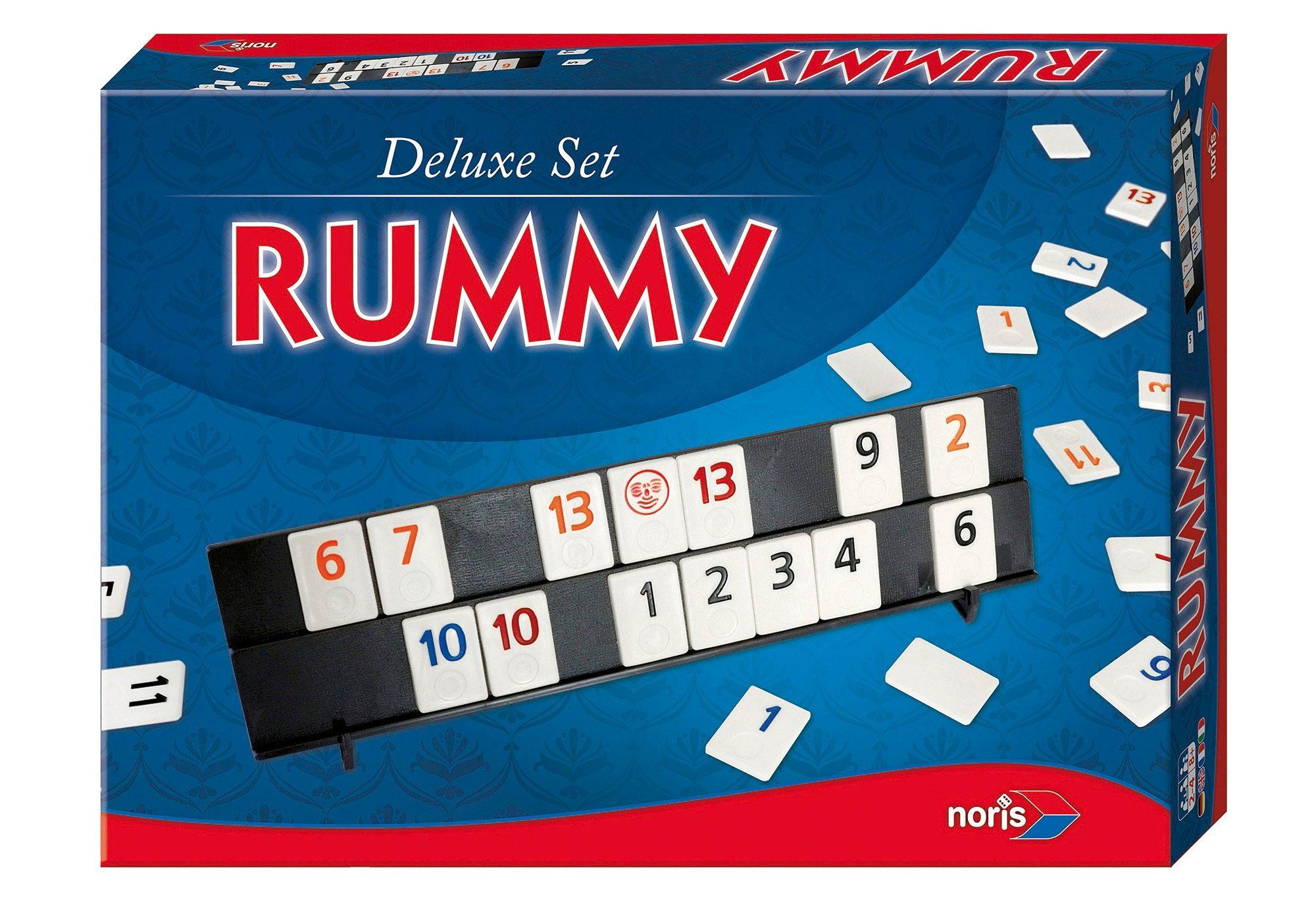 Noris, Deluxe-Set Rummy Preisvergleich