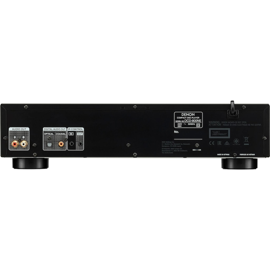 Denon CD-Player »DCD-800NE«, Stereo