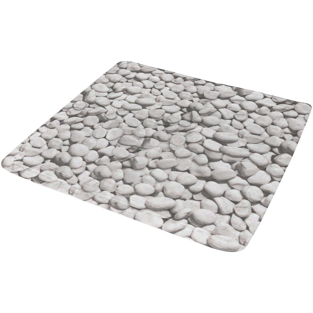 Kleine Wolke Duscheinlage »Stepstone«, BxH: 55 x 55 cm