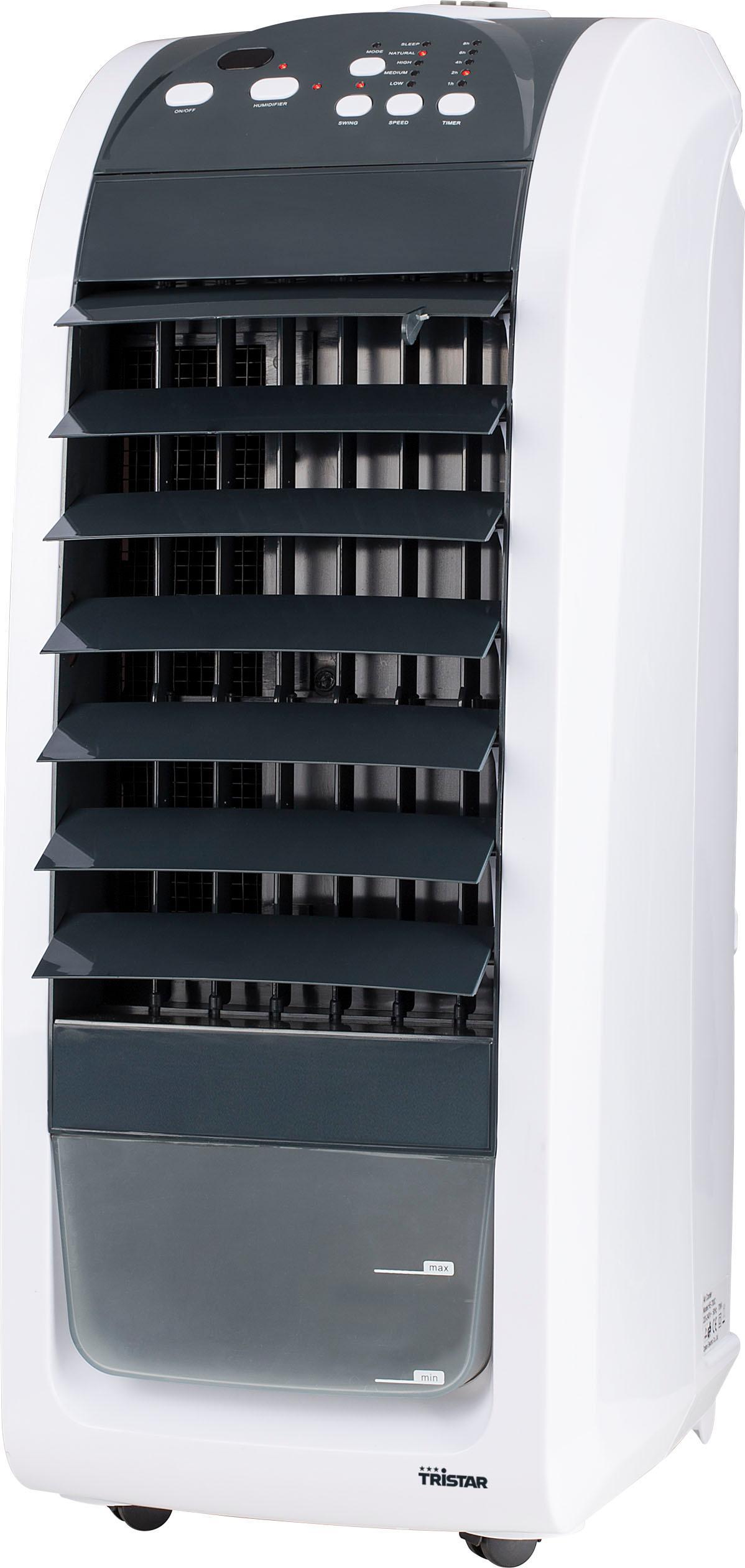 Tristar Bodenventilator AT-5450, schwarz