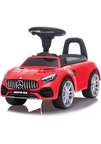 """Jamara Rutscherauto """"Mercedes - Benz AMT GT, rot"""" kaufen"""
