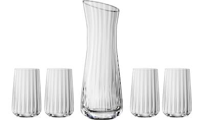 SPIEGELAU Gläser-Set »Life Style«, (Set, 5 tlg.), Kristallglas kaufen