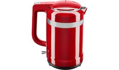 KitchenAid Wasserkocher »5KEK1565EER«, 1,5 l, 2400 W kaufen