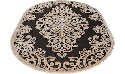 Home affaire Teppich »Javier«, oval, 8 mm Höhe, Orient-Dekor kaufen