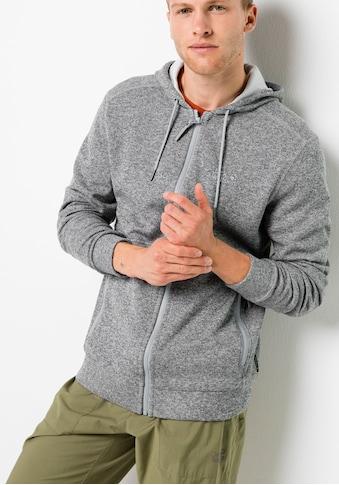 Jack Wolfskin Kapuzenfleecejacke »FINLEY HOODED JACKET M« kaufen