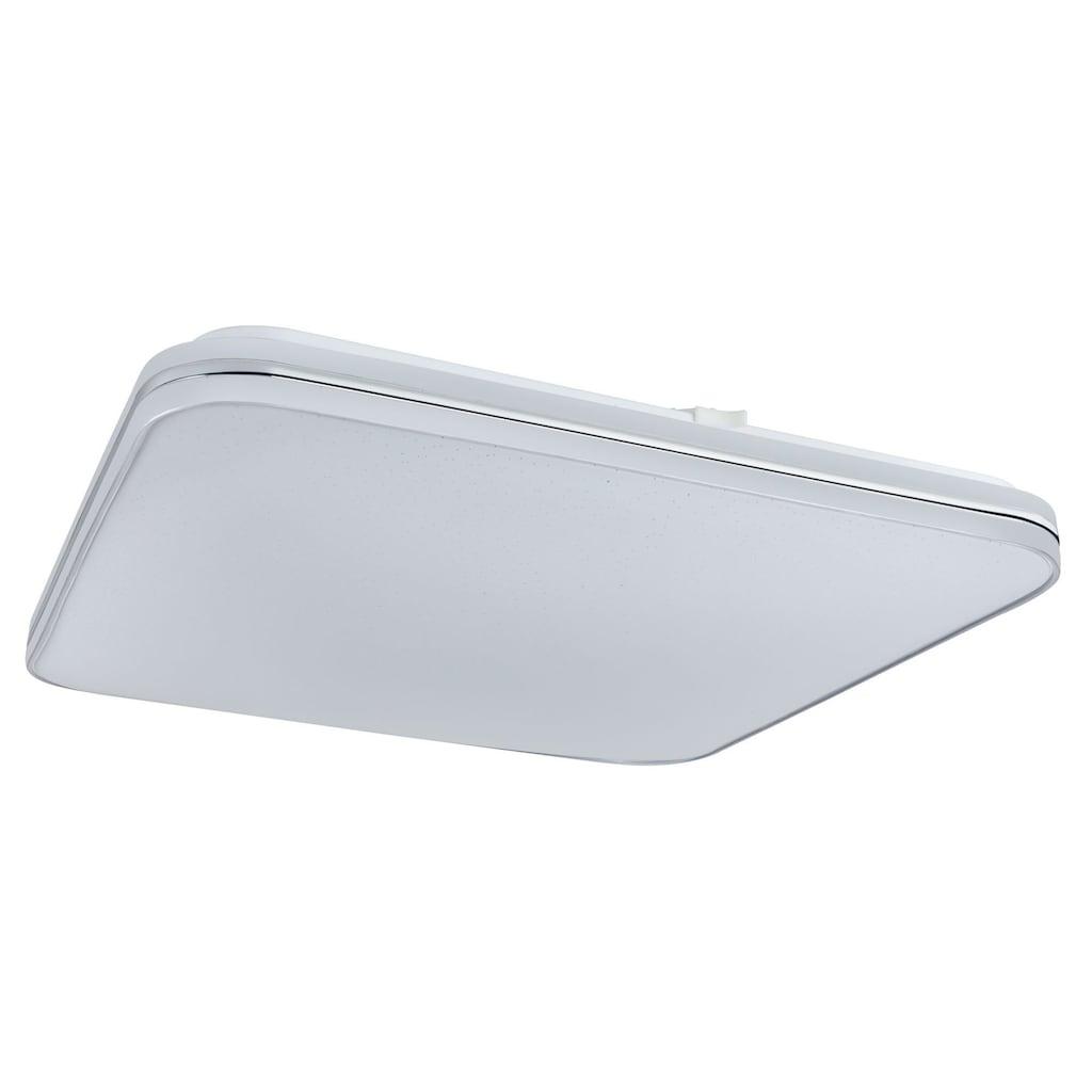 Paulmann LED Deckenleuchte »Sternenhimmel Costella eckig 22W Weiß Sternenhimmel«, 1 St., Tageslichtweiß