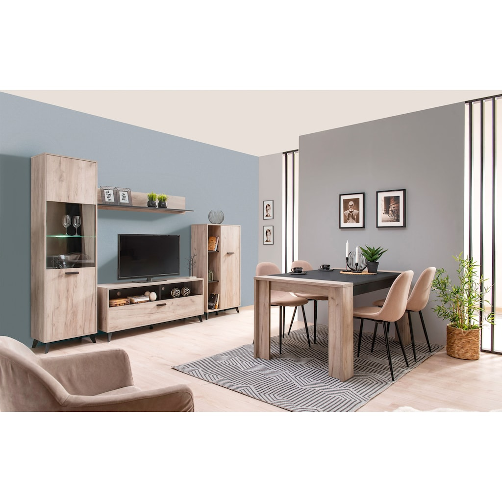 my home Highboard »Umbria«, Höhe ca. 130 cm