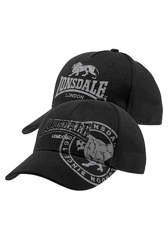 Lonsdale Baseball Cap (Packung, 2 tlg.) kaufen