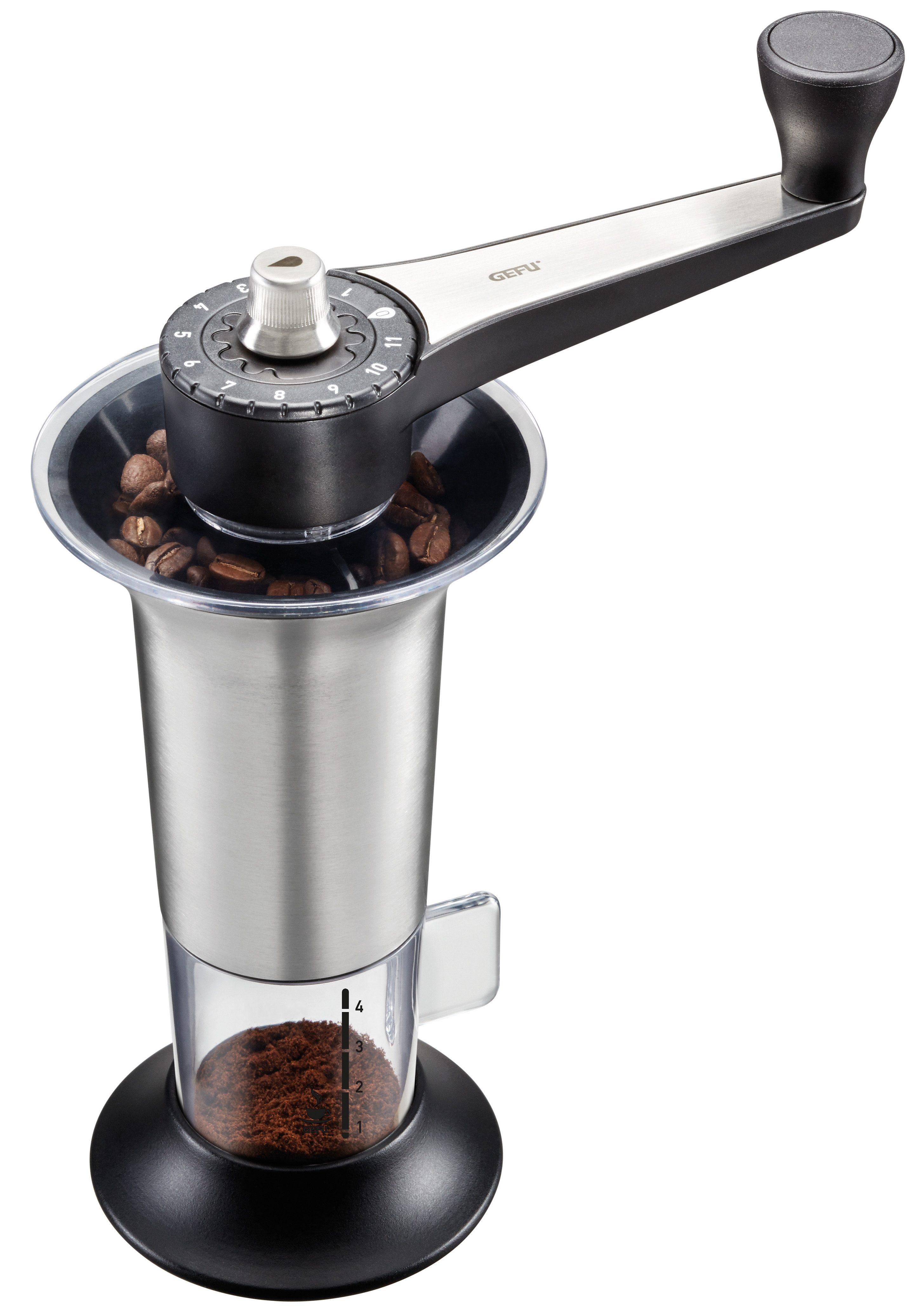 GEFU Kaffeemühle,  LORENZO  Preisvergleich