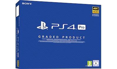 PlayStation 4 Konsole »Pro«, generalüberholt kaufen