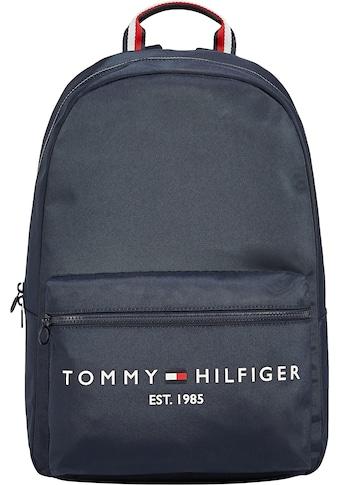 Tommy Hilfiger Cityrucksack »TH ESTABLISHED BACKPACK«, mit Logo Schriftzug kaufen