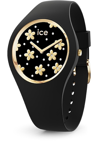 ice-watch Quarzuhr »ICE flower - Precious black - Small - 2H, 16659« kaufen
