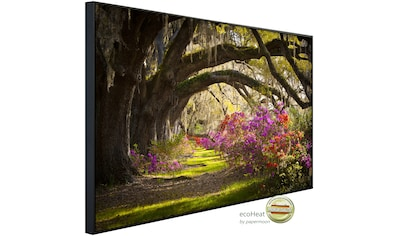 Papermoon Infrarotheizung »Waldwehg mit Blumen«, sehr angenehme Strahlungswärme kaufen