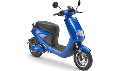 Blu:s E-Motorroller »XT2000«, 2000 W, 45 km/h, Euro 4, 71 km, 2,7 PS kaufen