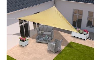 KONIFERA Sonnensegel »Dreieck«, 300x300x300 cm, in verschied. Farben kaufen