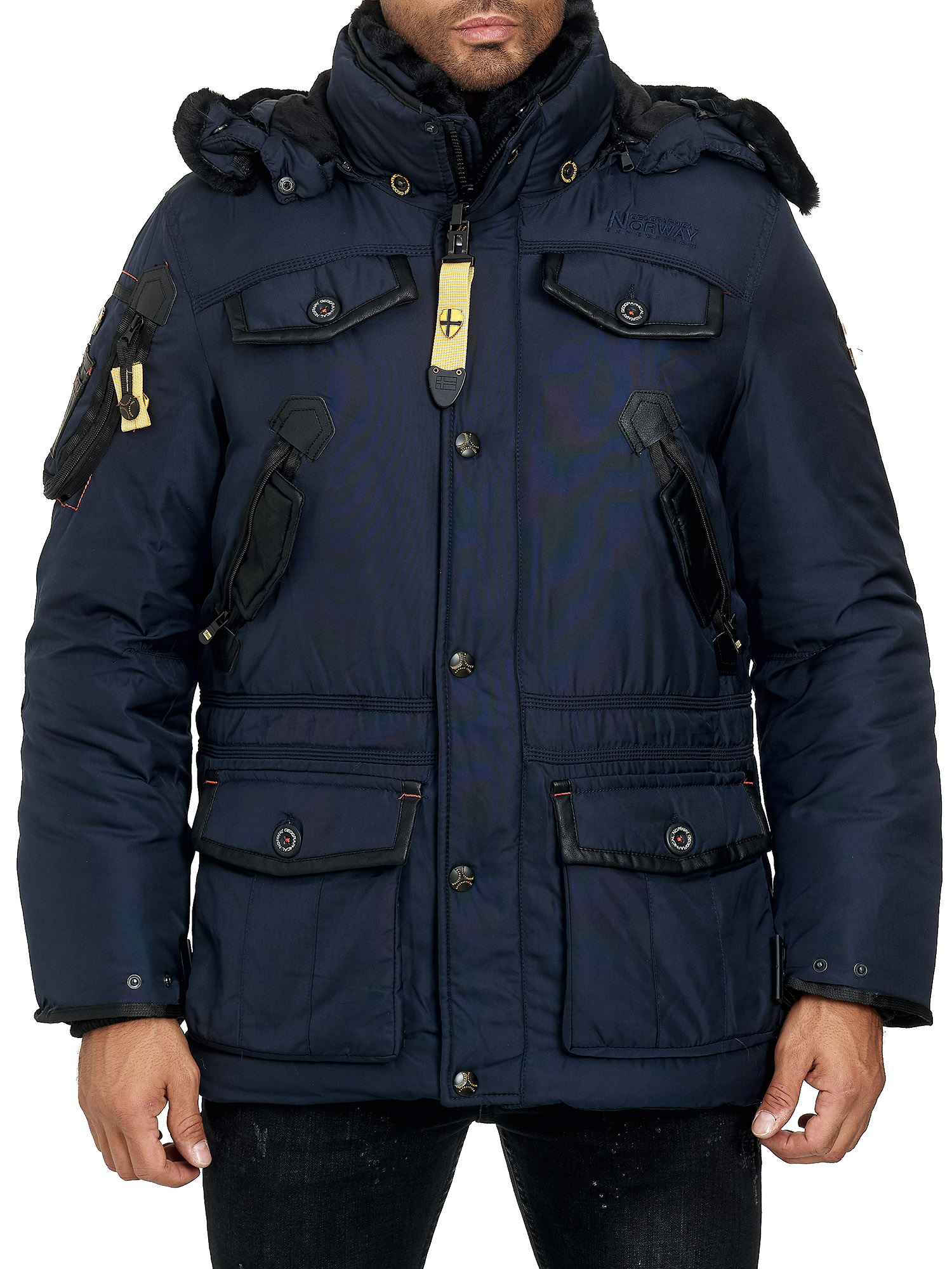 geographical norway -  Wintermantel