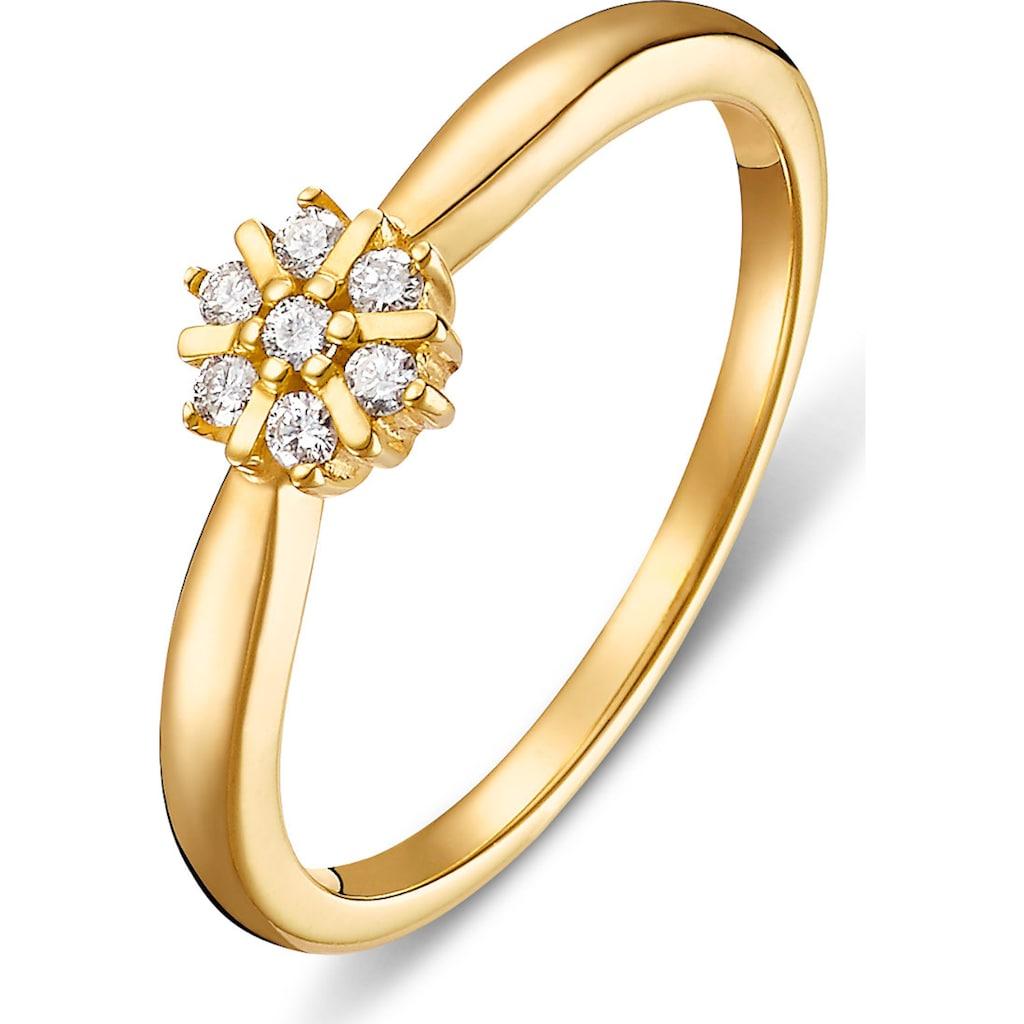 CHRIST Diamantring »32000215«