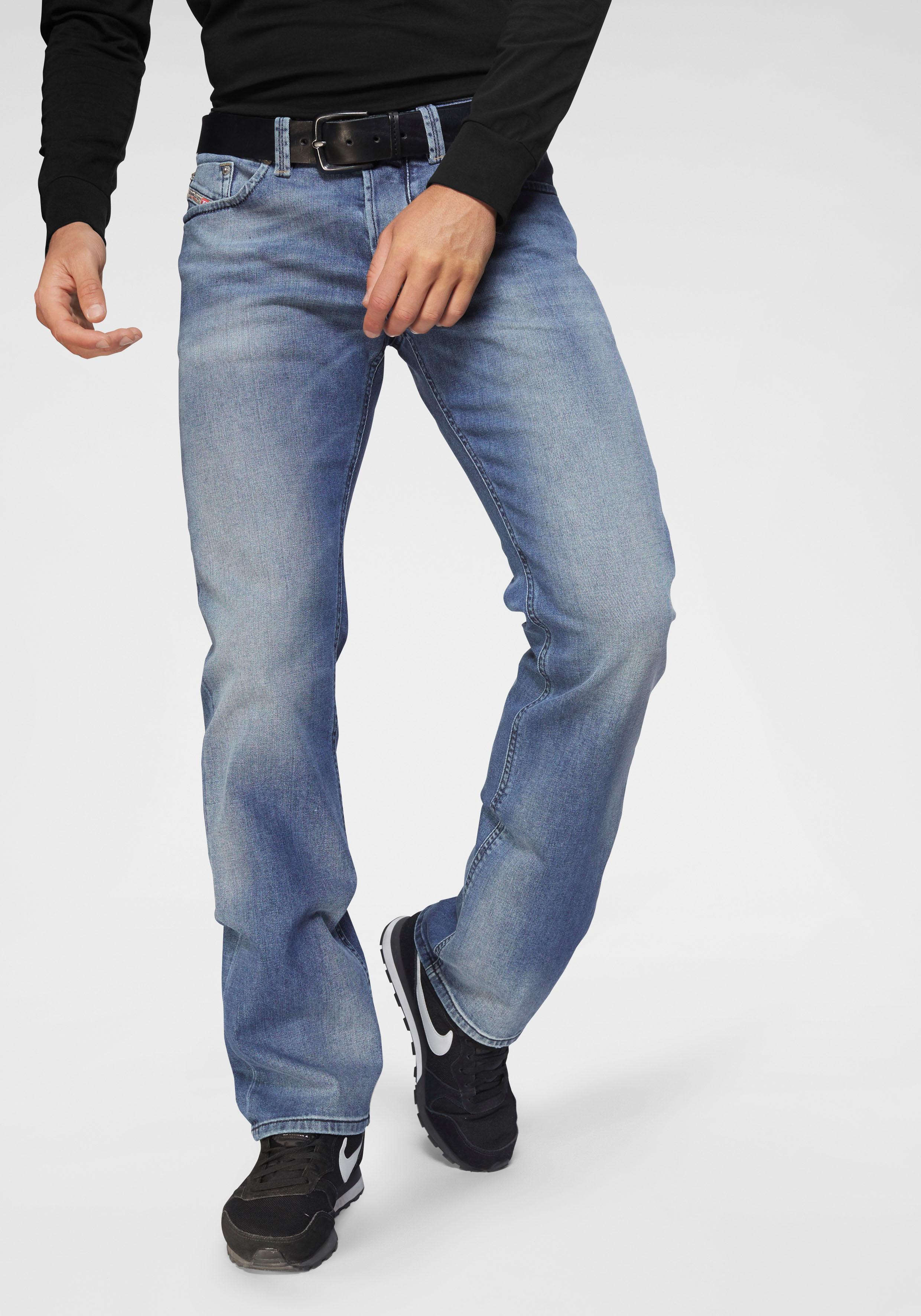 Diesel Straight-Jeans LARKEE | Bekleidung > Jeans > Straight Leg Jeans | Blau | Jeans | Diesel