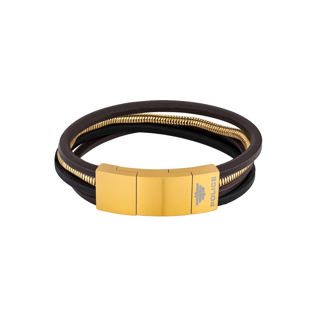 Police Armband »BOLGAR, PJ26551BSG.02«