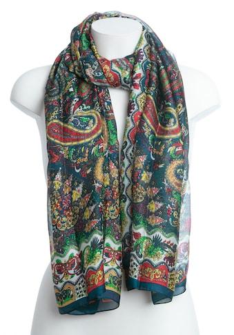 CASSANDRA Schal »Sarah«, mit schönem Muster kaufen