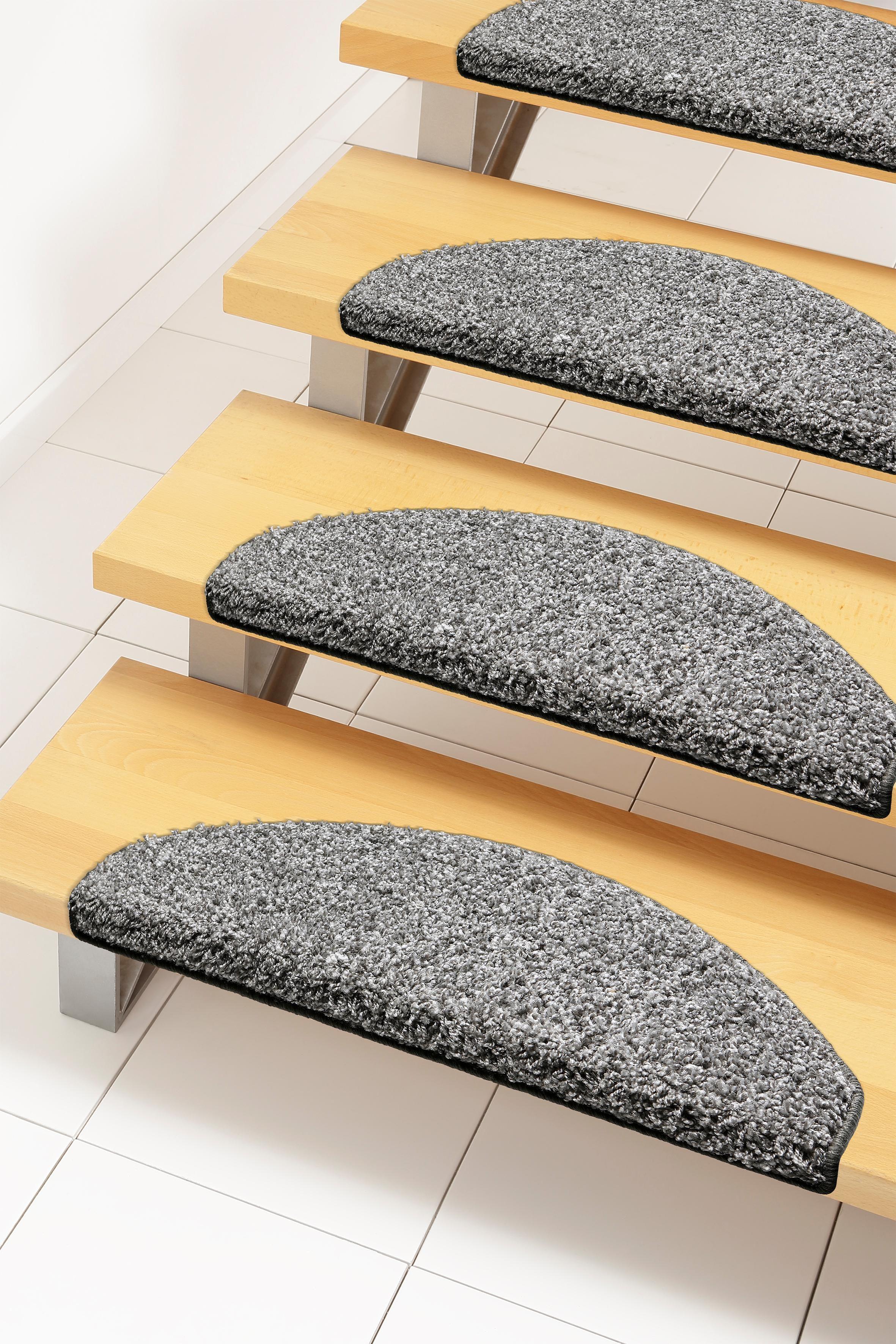 Stufenmatte Kopenhagen Andiamo stufenförmig Höhe 15 mm maschinell getuftet