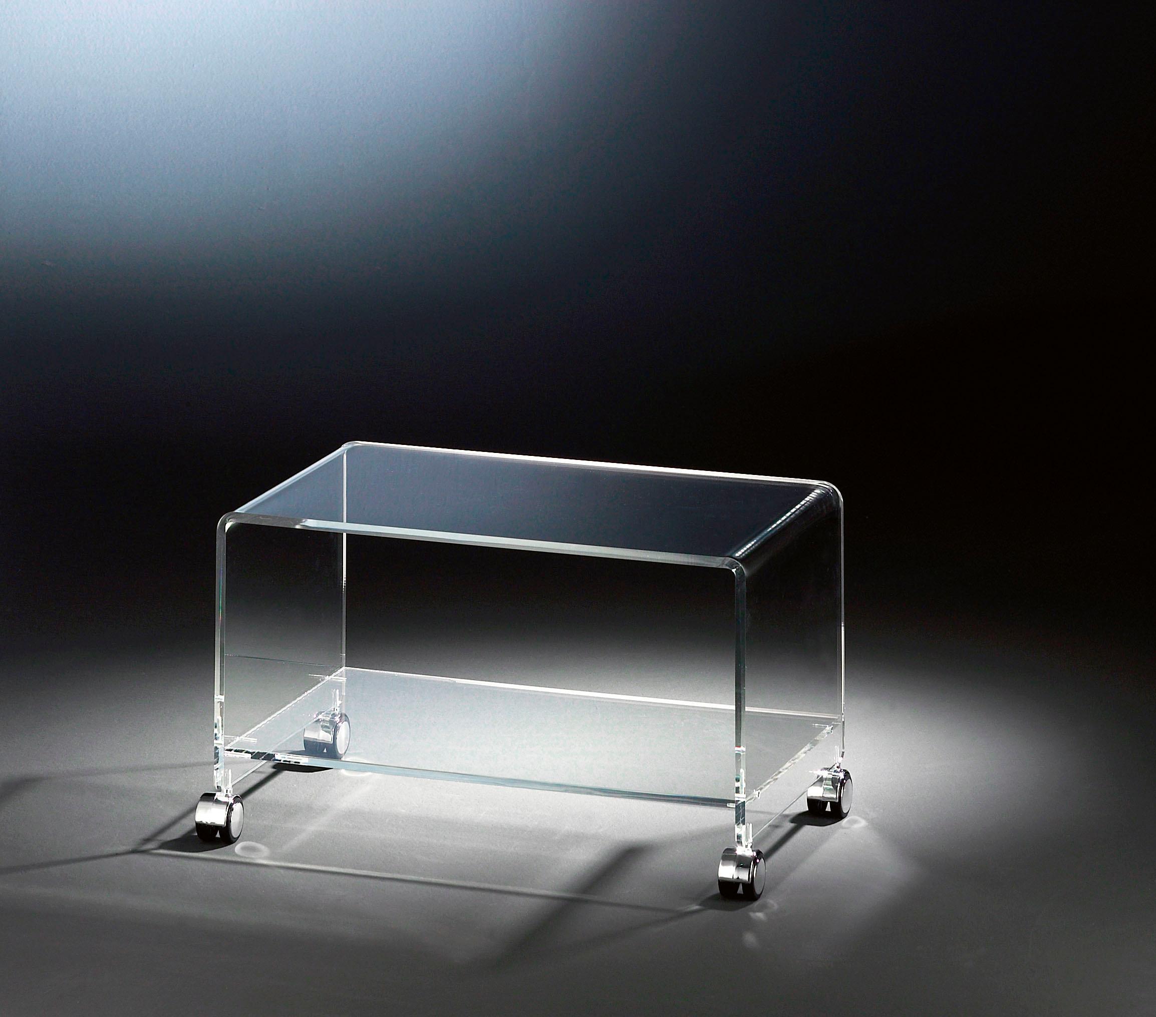 my home TV-Board mit Ablage Remus aus Acrylglas
