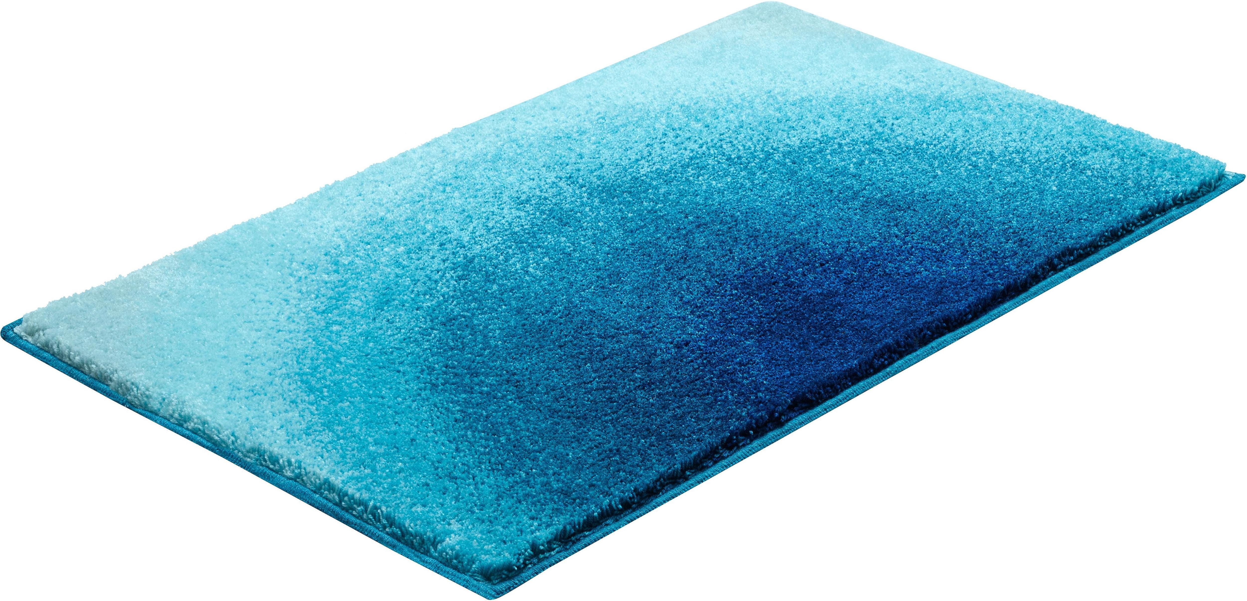 Badematte Sunshine Grund Höhe 24 mm rutschhemmend beschichtet fußbodenheizungsgeeignet