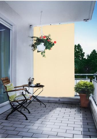 Floracord Senkrechtmarkise, BxH: 140x230 cm, elfenbein kaufen