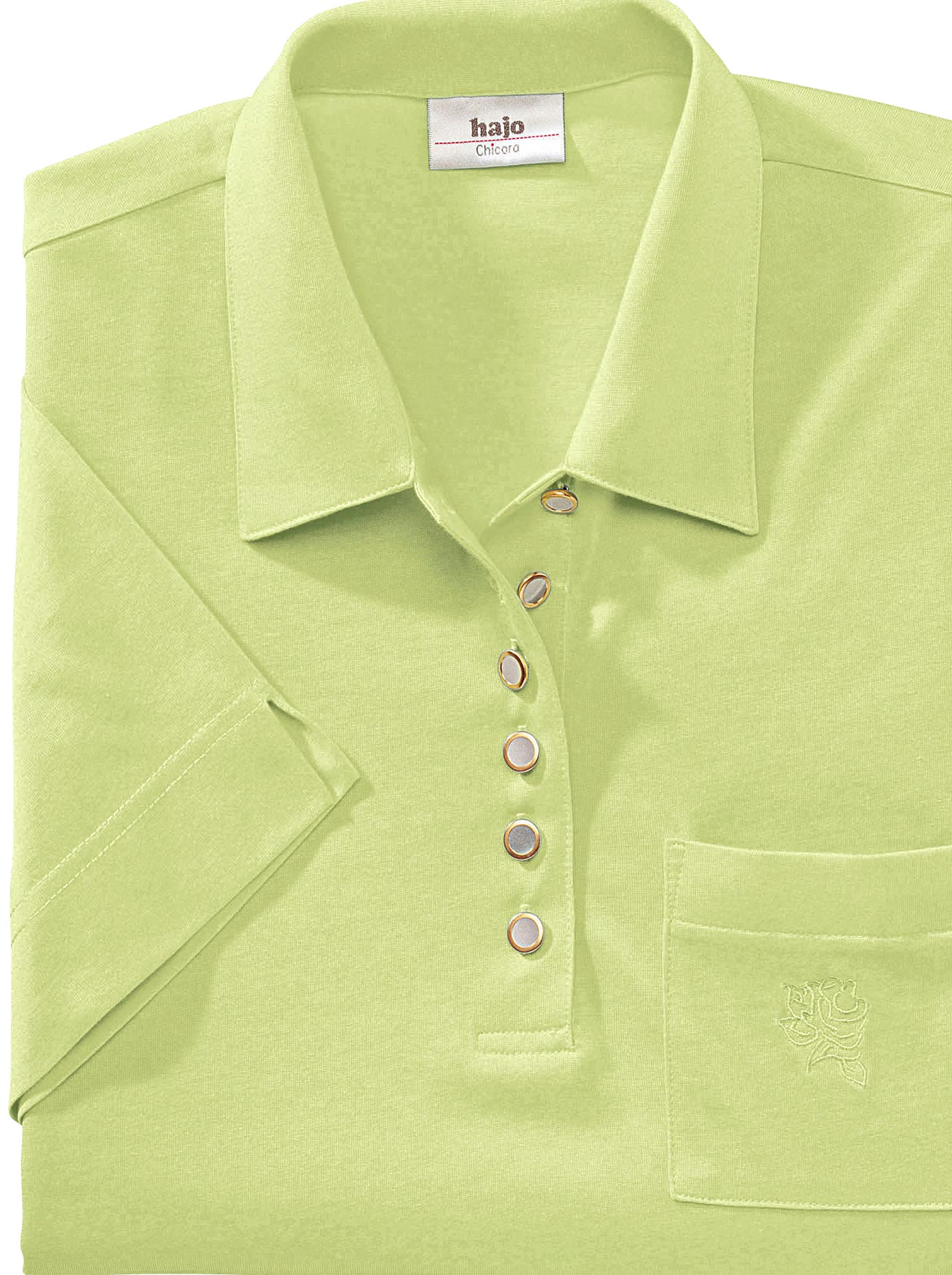 Hajo Poloshirt mit Antipilling-Ausrüstung | Bekleidung > Shirts > Poloshirts | Classic