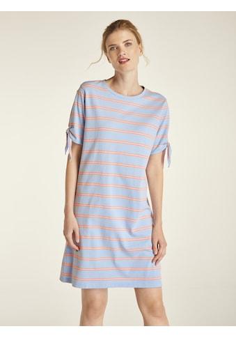 Jerseykleid mit Ärmel zum Binden kaufen