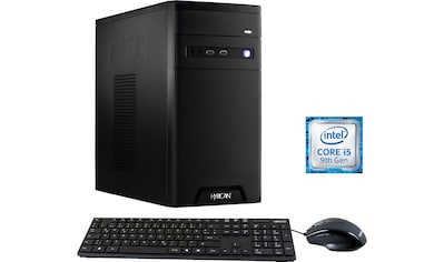 Hyrican »Cyber Gamer black 6528« Gaming - PC (Intel, Core i5, UHD Graphics 630, Luftkühlung) kaufen
