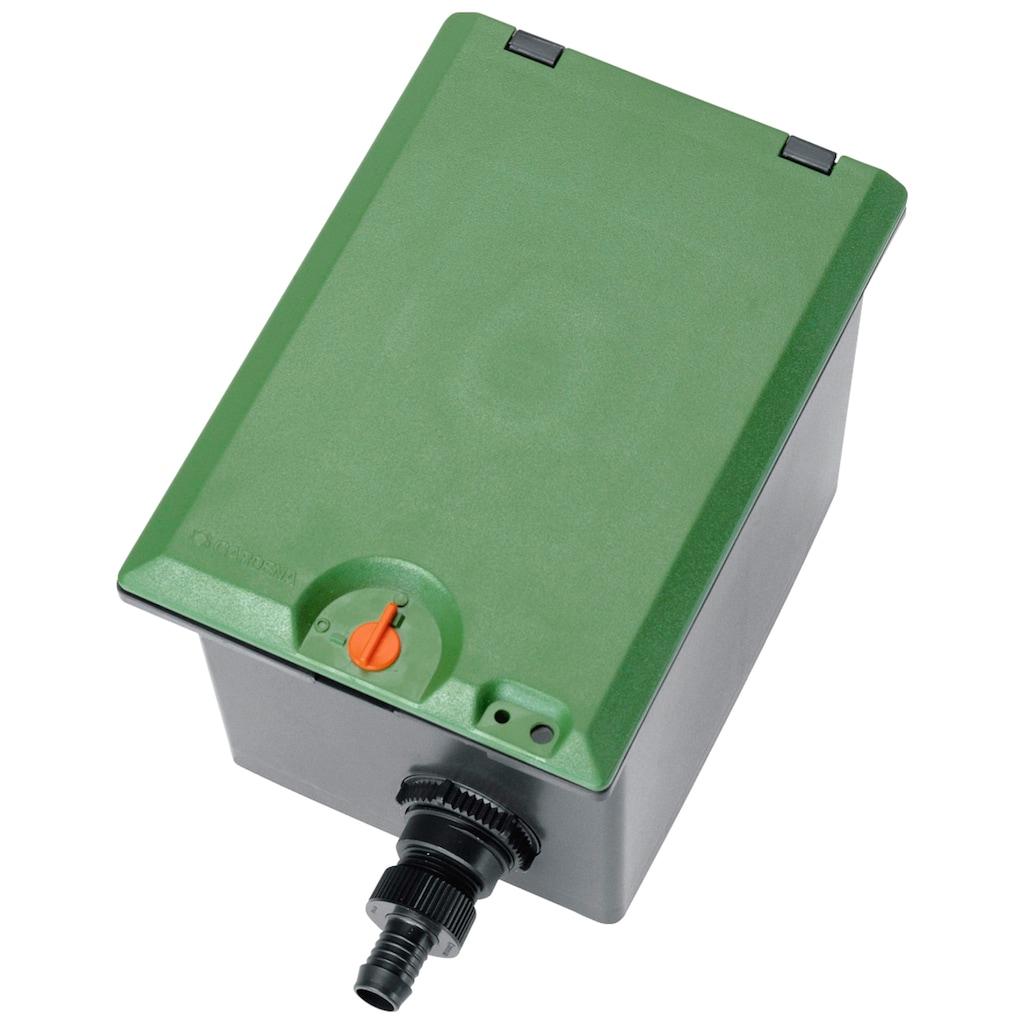 GARDENA Bewässerungssteuerung »Ventilbox V1, 01254-20«, für 1 Bewässerungsventil