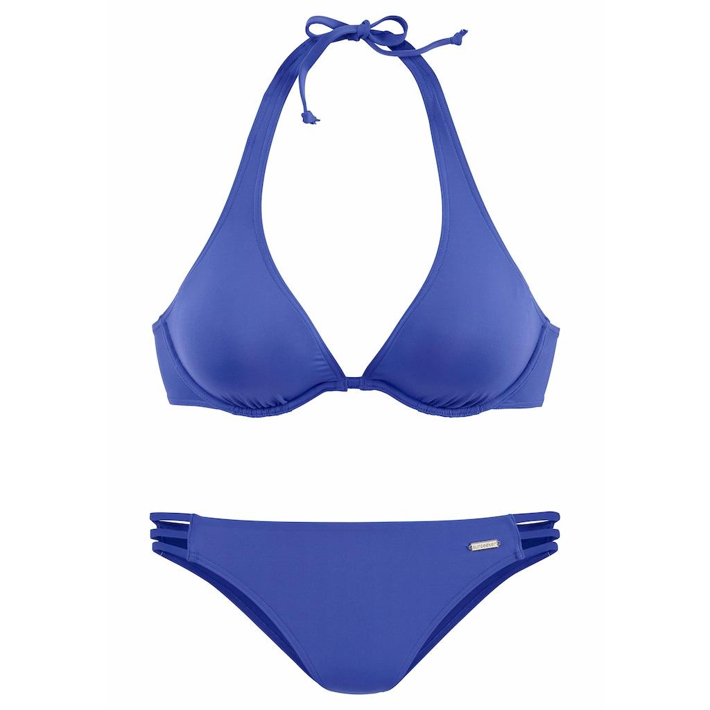 Sunseeker Bügel-Bikini »Miami«, mit herausnehmbaren Softcups