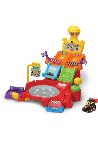 Vtech® Spiel-Parkplatz »Tut Tut Baby Flitzer - Rennpiste«, mit 1 Tut Tut Flitzerfahrzeug kaufen