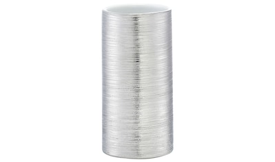 Zeller Present Zahnputzbecher »Brushed«, zeitloses Design kaufen