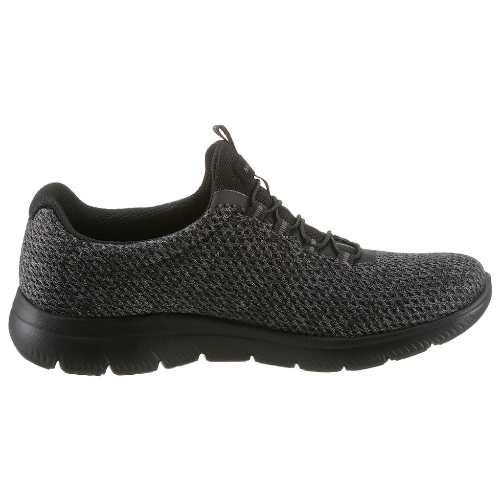 Skechers Sneaker »SUMMITS - STRIDING«, mit Memory Foam Ausstattung