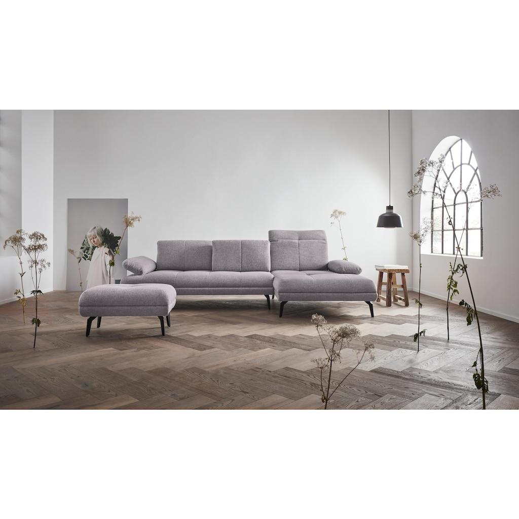 andas Hocker »Stenlille«, in 3 Bezugsarten, Design by Morten Georgsen