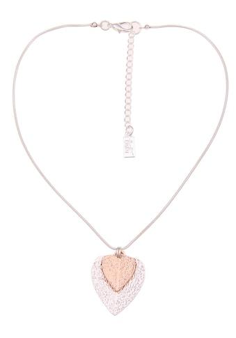leslii Halskette mit doppeltem Herz-Anhänger kaufen