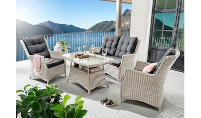 Destiny Gartenmöbelset »Dining-Lounge CASA« kaufen