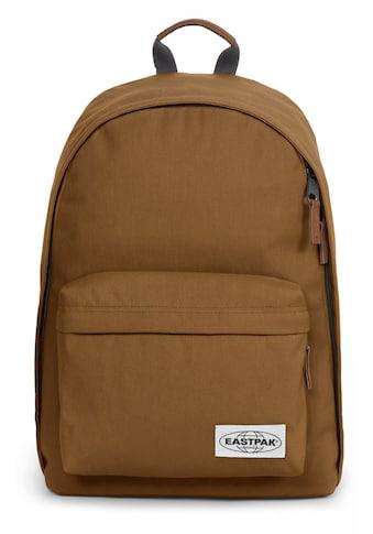 Eastpak Laptoprucksack »OUT OF OFFICE graded brown« kaufen