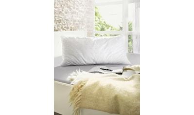 Dormisette Protect & Care Synthetikkopfkissen »Memo-Fill-Kissen«, (1 St.) kaufen