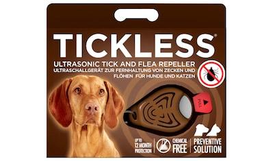 HEIM Ultraschall - Tierabwehr »Tickless«, zur Fernhaltung von Zecken und Flöhen kaufen