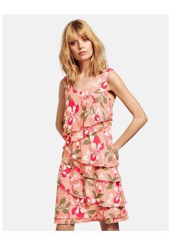 Taifun Kleid Langarm kurz »Ärmelloses Sommerkleid« kaufen